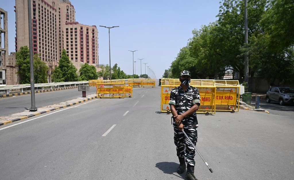 Pemerintah India Menghadapi Seruan untuk Lockdown Nasional - Majalah Time.com