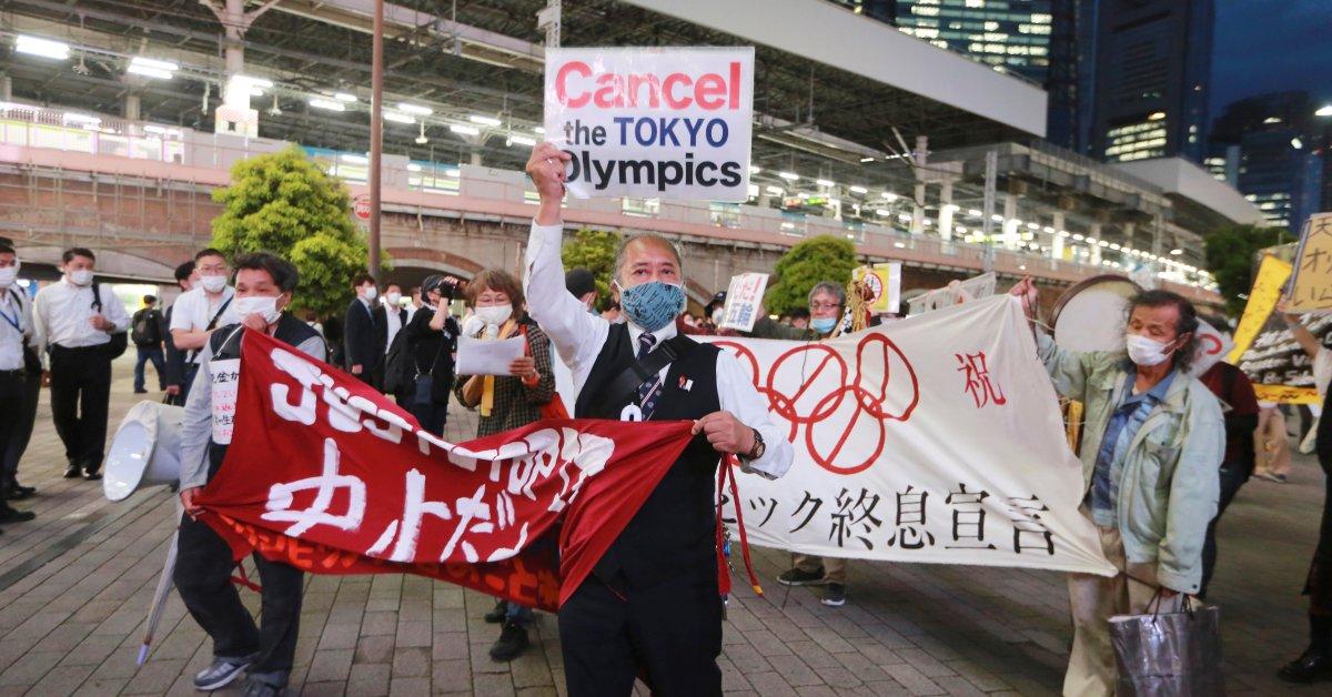 Salah satu Asosiasi Medis Top Jepang Ingin Olimpiade Dibatalkan - Majalah Time.com
