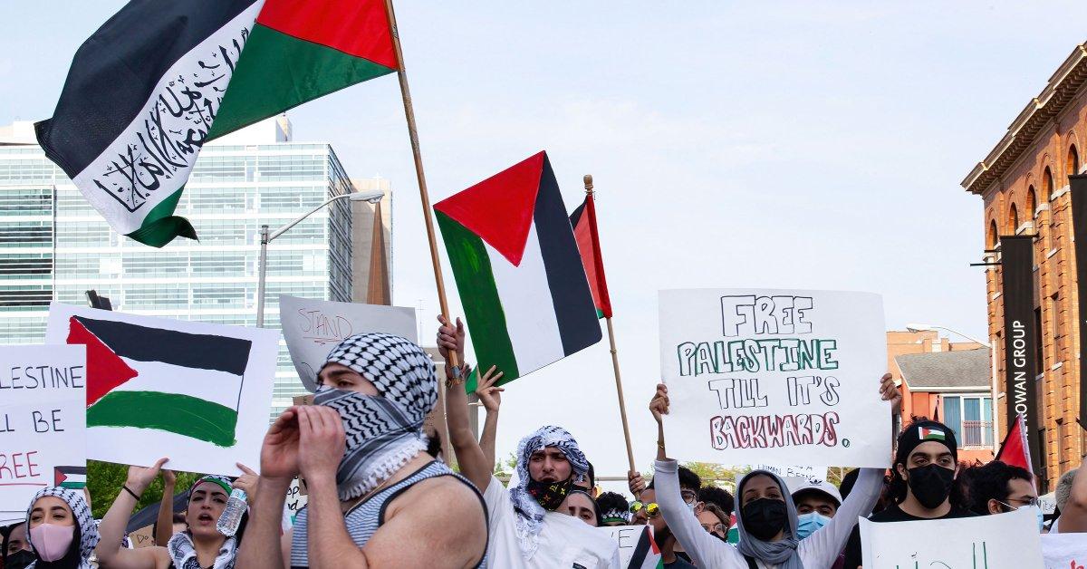 Seruan untuk Keadilan di AS Menciptakan Dilema bagi Kebijakan Pro-Israel - Majalah Time.com
