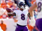 Di dalam angka luar biasa yang menentukan kesuksesan Ravens QB Lamar Jackson – Baltimore Ravens Blog